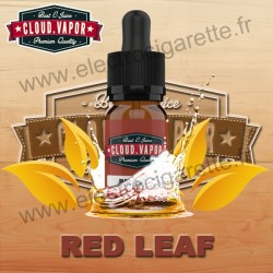 Red Leaf - Cloud Vapor Vintage - 10 ml