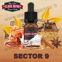 Sector 9 - Cloud Vapor Vintage - 10 ml