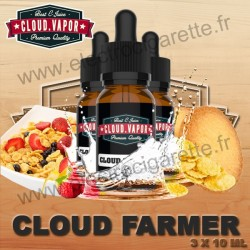 Cloud Farmer - Cloud Vapor Vintage - 3x10 ml