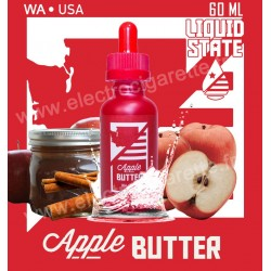 Apple Butter - Liquid State Vapors - 60 ml