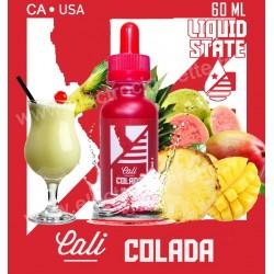 Cali Colada - Liquid State Vapors - 60 ml