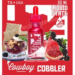 Cowboy Cobbler - Liquid State Vapors - 60 ml