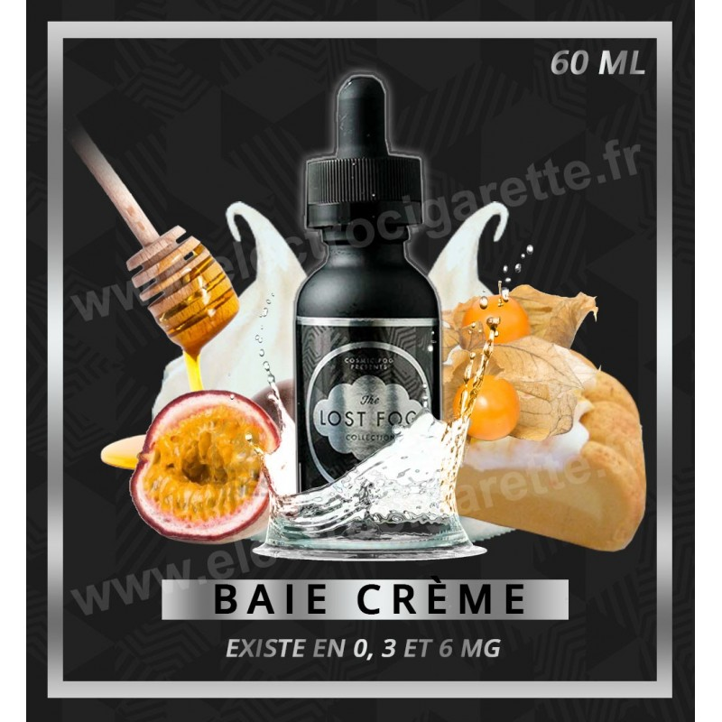 Baie Crème - The Lost Fog - 60 ml