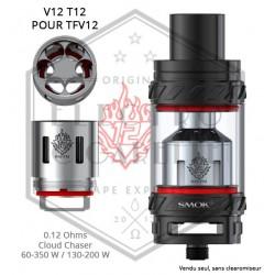 Résistance V12 T12 TFV12 - 0.12 ohm - Smoktech