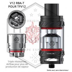 Plateau RBA-T V12 pour TFV12 - Smoktech