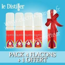 Pack 4 flacons + 1 offert - Le Distiller