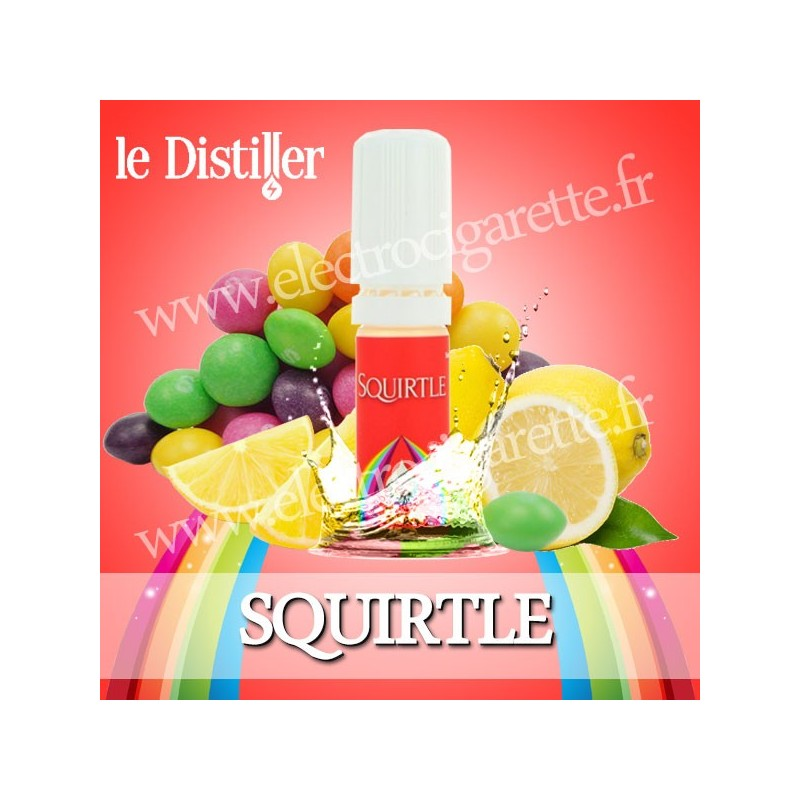 Squirtle - Le Distiller