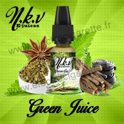 Green Juice - NKV E-Juices
