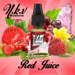 Red Juice - NKV E-Juices