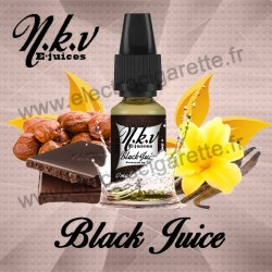 Black Juice - NKV E-Juices
