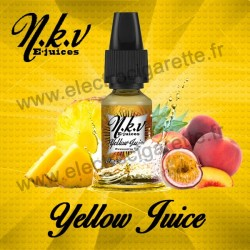 Yellow Juice - NKV E-Juices