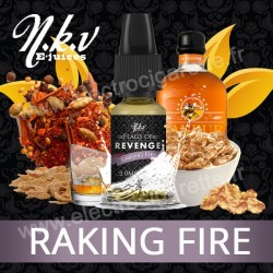 Raking Fire - Flag of Revenge - NKV E-Juices