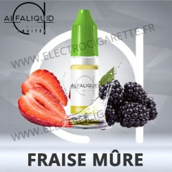 Fraise Mûre - Alfaliquid