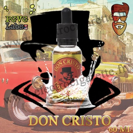Don Cristo Premium Don Cristo 60 ml