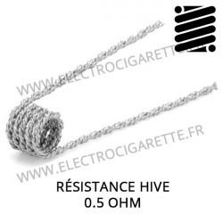 Résistance Hive en 0,5 Ohm