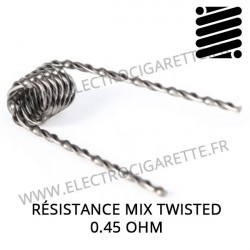 Résistance Mx Twisted en 0,45 Ohm