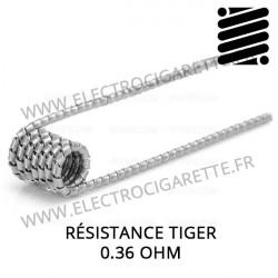 Résistance Tiger en 0,36 Ohm