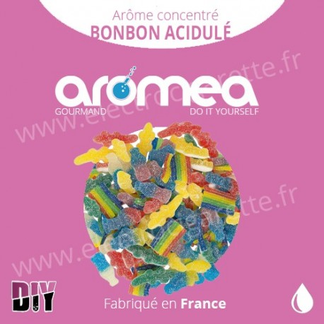 Bonbon Acidulé - Aromea