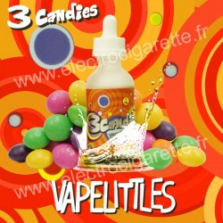 Vapelittles par 3Candies - 50 ml