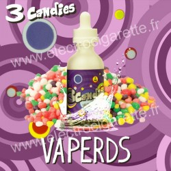 Vaperds par 3Candies - 50 ml