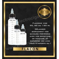 Flacon Biberon Twist gradué pour vos mélanges