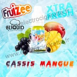 Cassis Mangue - Fruizee - 10 ml - EliquidFrance