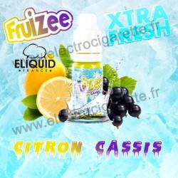 Citron Cassis - Fruizee - 10 ml - EliquidFrance