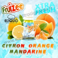 Citron Orange Mandarine - Fruizee - 10 ml - EliquidFrance