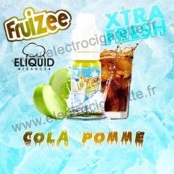 Cola Pomme - Fruizee - 10 ml - EliquidFrance