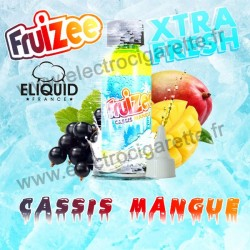 Cassis Mangue - Fruizee - 50 ml - EliquidFrance