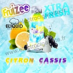 Citron Cassis - Fruizee - 50 ml - EliquidFrance