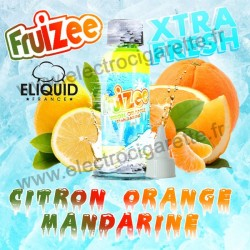 Citron Orange Mandarine - Fruizee - 50 ml - EliquidFrance