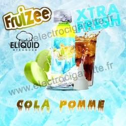 Cola Pomme - Fruizee - 50 ml - EliquidFrance