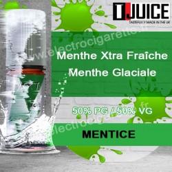 Mentice - T-Juice Vert
