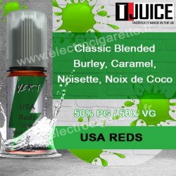 USA Reds - T-Juice Vert