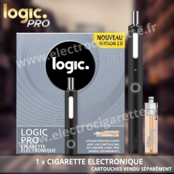 Cigarette electronique Logic Pro - Black Edition Soft Touch
