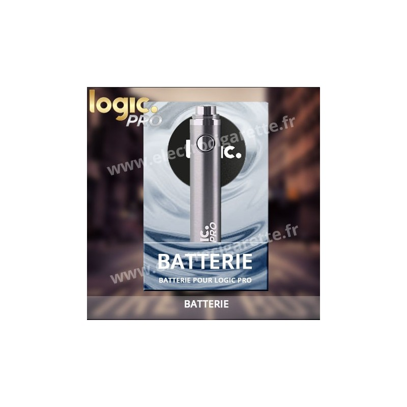 Batterie Logic 650 mah - Boite