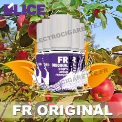 Pack 5 flacons 10 ml FR Original - D'Lice