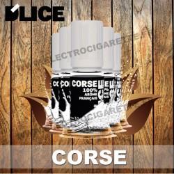 Pack 5 flacons 10 ml Le Corse - D'Lice