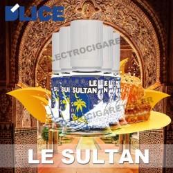 Pack 5 flacons 10 ml Le Sultan - D'Lice Série Spéciale