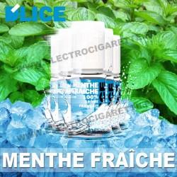 Pack 5 flacons 10 ml Menthe Fraîche - D'Lice