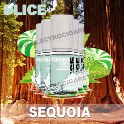 Pack 5 flacons 10 ml Sequoia - D'Lice