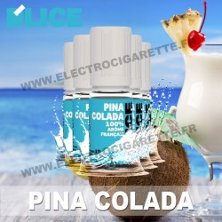 Pack 5 flacons 10 ml Pina Colada - D'Lice