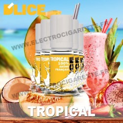 Pack 5 flacons 10 ml Tropical - D'Lice