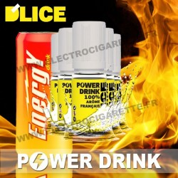 Pack 5 flacons 10 ml Power Drink - D'Lice
