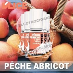 Pack 5 flacons 10 ml Pêche Abricot - D'Lice
