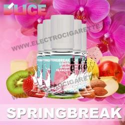 Pack 5 flacons 10 ml Springbreak - D'Lice Série Spéciale