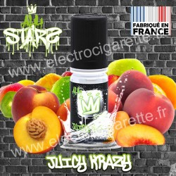 Juicy Krazy - All Starz - 10 ml