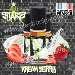 Kream Berry - All Starz - 3x10 ml