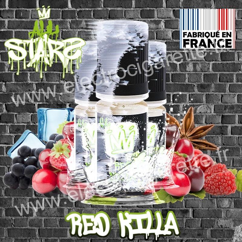 Red Killa - All Starz - 3x10 ml